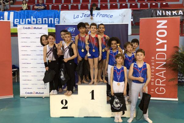 Compétition inter-départementale/departementale