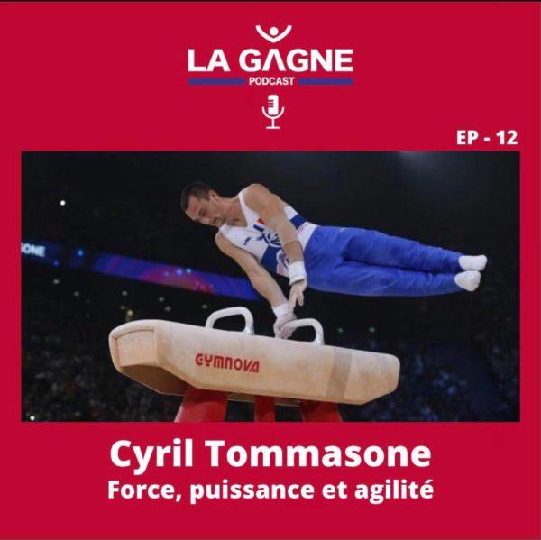 Podcast de Cyril Tommasone